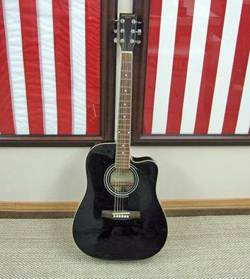 Guitar #37 shipped 20 October 2014